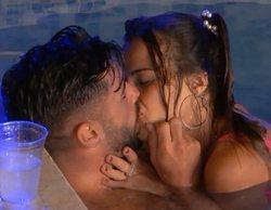 """Marta y Dani se besan y duermen juntos en 'La isla de las tentaciones': """"Años de fidelidad a la porquería"""""""