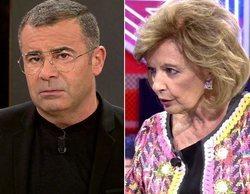 La respuesta de María Teresa Campos que ha indignado a Jorge Javier Vázquez