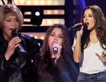 'La Voz 2020': Mireia Ortiz, que cantó con Whitney Houston en 'Sorpresa, sorpresa', conquista a Pablo López