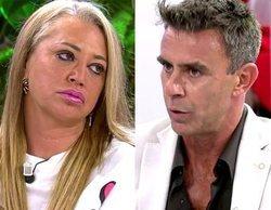 Belén Esteban señala a Alonso Caparrós de haber traicionado a Terelu Campos y explica las razones