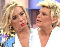 """Terelu y Carmen Borrego reconocen la parte de culpa de María Teresa Campos: """"Ella se excedió y se equivocó"""""""