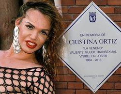 La Veneno volverá a tener la placa en su honor en el Parque del Oeste de Madrid