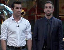 David Broncano y Mario Casas compiten por ver quién ha mentido sobre su verdadera altura en 'La resistencia'