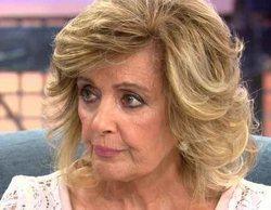 María Teresa Campos desesperada por deber 700.000 euros a Hacienda