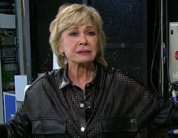 """Mila Ximénez abandona 'Sálvame' llorando tras cabrearse con María Patiño: """"Todavía puedo respirar y trabajar"""""""