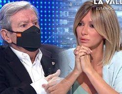 Terrible susto en 'Espejo público': Al exministro José Luis Corcuera le salta el desfibrilador en directo