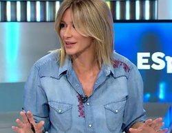 """Susanna Griso, sobre el susto de José Luis Corcuera: """"Está bien, es la segunda vez que le pasa"""""""