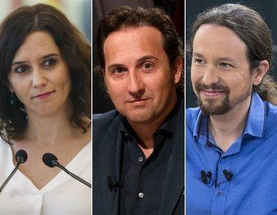 El reto de Pablo Iglesias a Iker Jiménez tras revelar su inesperada conexión con Ayuso