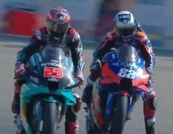 El mundial de MotoGP, en TDP, lidera con solvencia una jornada dominada por Divinity y FDF