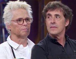Lucía Dominguín y Perico Delgado, expulsados de 'MasterChef Celebrity 5'
