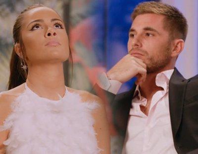 Tom, pillado en una mentira en su encuentro con Melyssa tras 'La isla de las tentaciones'