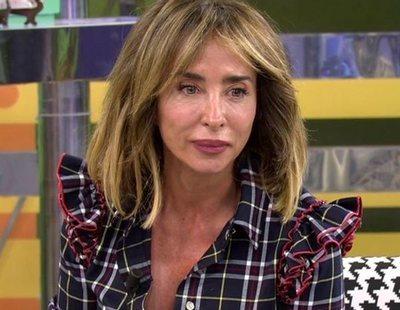 "María Patiño llama ""puta"" a Isabel Pantoja, víctima de un garrafal lapsus"