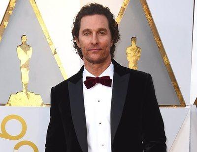 Matthew McConaughey revela que sufrió abusos sexuales cuando era adolescente