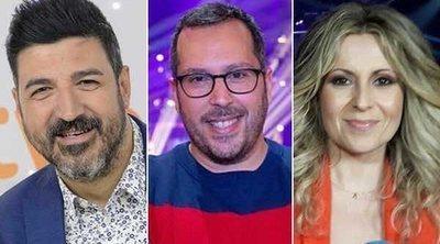 Tony Aguilar, Víctor Escudero y Eva Mora comentarán Eurovisión Junior 2020