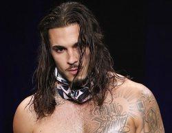 Carlo Costanzia, de stripper en 'Toy Boy' a desfilar semidesnudo sobre las pasarelas de moda