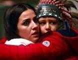 'Fugitiva' (3,4%) vuelve a situarse en lo más alto, pero el 'Cine western' de Trece se aproxima con un 4,8%