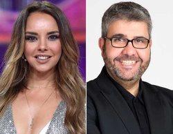 Chenoa y Florentino Fernández presentarán la gala '¡Feliz 2021!' en La 1
