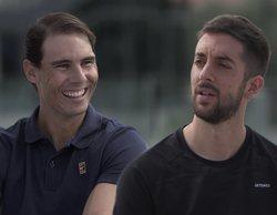 """El zasca de Rafa Nadal a David Broncano en 'La resistencia': """"Creo que Federer no se acuerda de ti"""""""