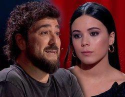 'La Voz 2020': El emotivo mensaje de Antonio Orozco a Pilar sobre las redes y la importancia de ser uno mismo