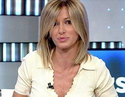 """Susanna Griso, a una okupa víctima de malos tratos: """"¿Quieres una casa de protección oficial con piscina?"""""""