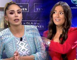 """La pulla de Melyssa a Sandra en 'El debate de las tentaciones': """"Yo no necesito hacer montajes como tú"""""""