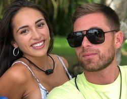 'La casa fuerte 2': Tom Brusse y Sandra, cuarta pareja confirmada