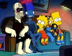 'Los Simpson' (4%) y 'La que se avecina' (2,8%) se coronan como lo más visto del sábado