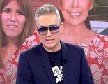 El motivo por el que Kiko Hernández presentó 'Sálvame' con gafas de sol