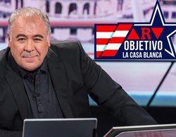 """'Al rojo vivo' se convierte en toda una """"americanada"""" en su especial sobre las elecciones de EEUU"""