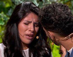 Isa Pantoja se derrumba al conocer las declaraciones de Kiko Rivera sobre su madre en 'La casa fuerte'