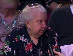 """Muere Paquita Martín, la pensionista de 'laSexta Noche' que dijo: """"Tengo 91 años, pero no soy gilipollas"""""""