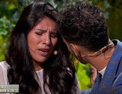 """Primera bronca entre Isa Pantoja y Asraf en 'La casa fuerte 2': """"¡Hazte la víctima! ¿Quieres dejarme mal?"""""""
