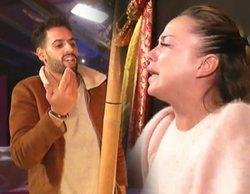 """El pique de Asraf con Samira por su regalo a Isa Pantoja en 'La casa fuerte 2': """"Me estás dejando mal"""""""