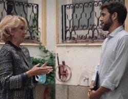 """La espantada de Esperanza Aguirre durante su entrevista en 'Salvados': """"Todo el mundo largo de aquí"""""""