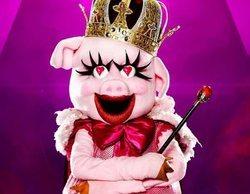 ¿Quién es Cerdita en 'Mask Singer', Isabel Sartorius o Bárbara Rey?