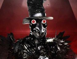 ¿Quién es Cuervo en 'Mask Singer', Julio José Iglesias o Fonsi Nieto?