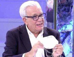 Jesús Sánchez Martos, el médico de 'Sálvame', da positivo en Covid-19