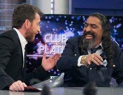 Pablo Motos confiesa la mayor borrachera de su vida con El Cigala