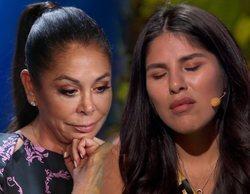 """Chabelita se confiesa en 'La casa fuerte': """"Si asumiera estas cosas, no podría ver a mi madre igual"""""""