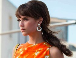"""""""Crimen perfecto"""" se convertirá en serie de la mano de Alicia Vikander"""