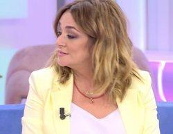 Toñi Moreno regresa a Telecinco para tratar el caso Cantora en 'El programa de Ana Rosa'