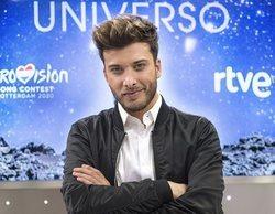 Blas Cantó habría presentado cuatro canciones para Eurovisión 2021
