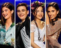 'Idol Kids' cierra la elección de sus finalistas con Marta, Hayk, Lola y Claudia