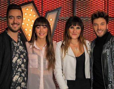 Beret, Aitana, Rozalén y Blas Cantó llegan a 'La Voz Kids: