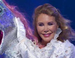 Norma Duval niega que los concursantes no estén debajo de los disfraces en 'Mask Singer'