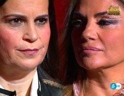 """Sylvia, contra Isabel Pantoja en 'Cantora: la herencia envenenada 3': """"Insinúa una cosa muy sucia"""""""
