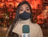 Una reportera de Telecinco abandona la conexión presa de un ataque de pánico