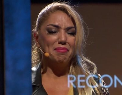 """Rebeca, emocionada en 'La casa fuerte': """"Se me ha pasado la vida cuidando a mis padres"""""""