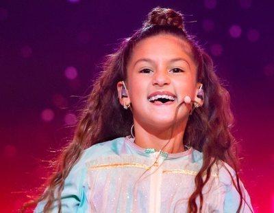 Soleá, representante de España, obtiene el tercer lugar en Eurovisión Junior 2020