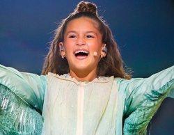 """Soleá, tras concluir Eurovisión Junior 2020: """"Valentina se lo merece y lo ha hecho todo muy bien"""""""